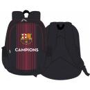 grossiste Fournitures scolaires: Cartable, sac FCB, FC Barcelona 45 cm