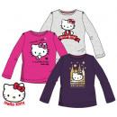 Kinderen met lange mouwen T-shirt Hello Kitty 98-1
