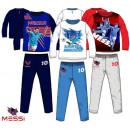 hurtownia Fashion & Moda: Długi piżama dzieci Lionel Messi 4-8 lat