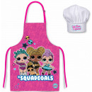 LOL Surprise Children's Apron Set of 2