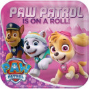 Paw Patrol , Psi Patrol Talerz papierowy 8 szt