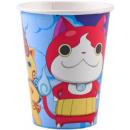 Yo-kai Watch paper cup 8 pieces 250 ml