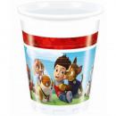 Paw Patrol , Paw Patrol Plastic cup 8 pcs
