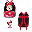 DisneyMinnie 3D Backpack with bag 26 cm