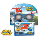 Sunglasses + Wallet Set Super Wings