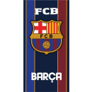 FCB, FC Barcelona bath towel, beach towel