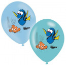 Disney Nemo en Dory ballon, ballon 6 stuks