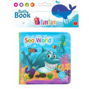 Ocean Poodle Book Baby Toy