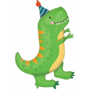 Dinosaur , Dinosaur Foil Balloons 86 cm