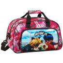 Sport Bag, Travel Bag Miraculous Ladybug