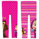 Children 3/4 Leggings Masha and the Bear 3-8 years
