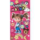 Masha and the Bear bath towel, beach towel