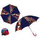 Großhandel Regenschirme: Kinderschirm Spiderman, Spiderman Ø65 cm