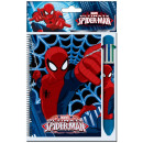 Ordinateurs portables + 6 couleurs stylo Spiderman