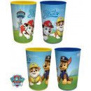 Glas-Set - 4-teilige Paw Patrol , Manch Guard