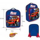 Plecak torba Blaze , Płomień 26,5cm