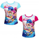 Kids T-Shirt, Top Shimmer and Shine 2-6 Years