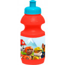 Water bottle,  sports bottle with Paw Patrol, Paw P