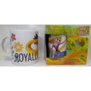 wholesale Licensed Products: 11.oz Mug Disney Princess , Princesses (325ml)