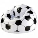 Großhandel Sport & Freizeit: Aufblasbarer Sessel Football , Fußball 94 cm