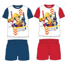 wholesale Sleepwear: Kid is short pyjamas Sam is a firefighter for 3-8