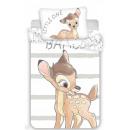 Disney Housse de literie Bambi Kids 100 × 135cm, 4
