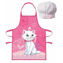 Disney Marie Kitten Kids apron 2-piece set