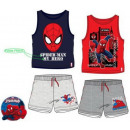 Spiderman, Spiderman 2 pezzi set 3-8 anni