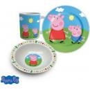 Children's tableware porcelain Peppa Pig