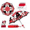 Großhandel Regenschirme: Kind mit Taschenschirm DisneyMinnie Ø92 cm