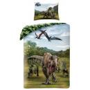 Pościel Jurassic World 140x200 cm, 70x90 cm
