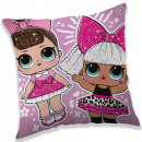 LOL Surprise cushion, decorative cushion 40 * 40 c