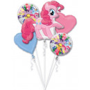 My Little Pony Foil balloons set of 5