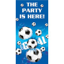 grossiste Stickers mureaux: Football porte affiche 76 * 152 cm