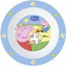 Peppa pig micro deep plate