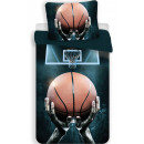 Basketball, Basketball bed linen cover 140 × 200cm
