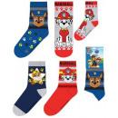 Kid's Socks Paw Patrol , Paw Patrol 23-34