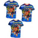 T-shirt pour enfants, haut Paw Patrol , Paw Patrol