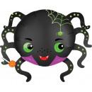 Halloween Spider Fólia lufi