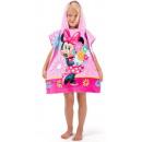 Disney Minnie beach towel poncho 50 * 115 cm