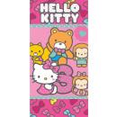 Hello Kitty Badetuch Badetuch 70 * 140 cm