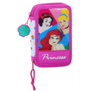 Disney Princesses pen holder filled with 2 floors