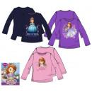 long t-shirt pour enfants, top Disney Sofia, Sofia