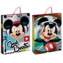 Sac cadeau Disney Mickey 23 * 16 * 9cm