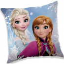 Großhandel Lizenzartikel: Disney frozen , Ice Magic Kissen, Kissen 40 * 40 c