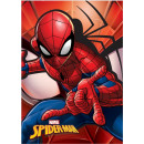 Spiderman fleece Duvert 100 * 140cm