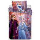Disney Ice Magic Bedding Cover 140 x 200 cm, 70 x