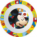 Disney Mickey micro deep plate
