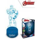 Avengers 3D LED Lamp