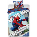 Bed linen Spiderman , Spiderman 140 × 200cm, 70 ×